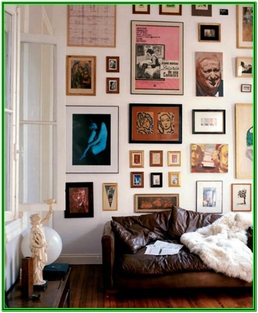 Living Room Wall Decor Photo Frames
