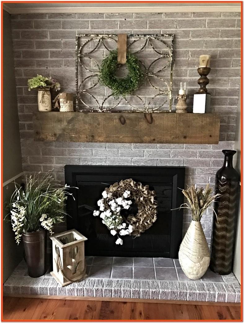 Living Room Wall Decor Rustic