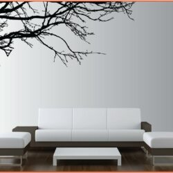 Living Room Wall Decor Stickers