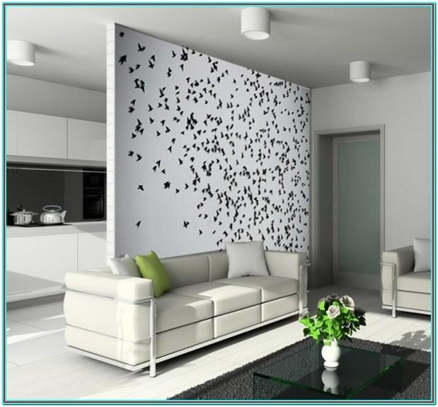 Living Room Wall Decoration Ideas