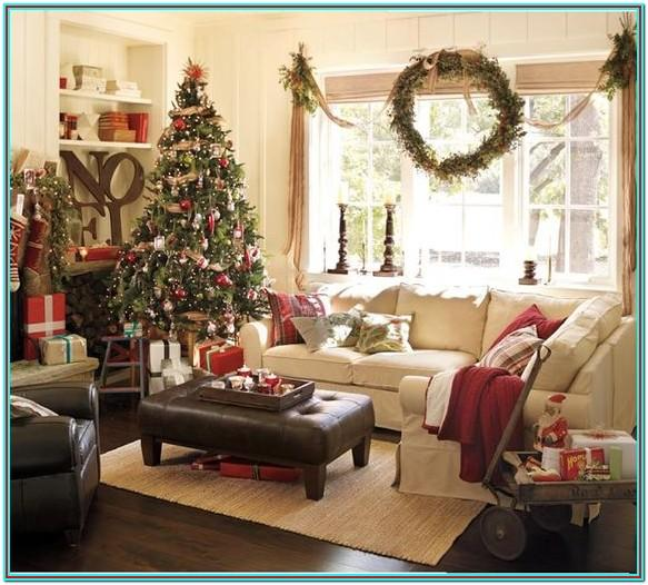 Living Rooms Christmas Home Decor Ideas 2019