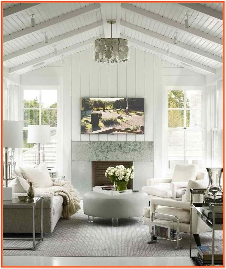 Modern Cabin Living Room Ideas
