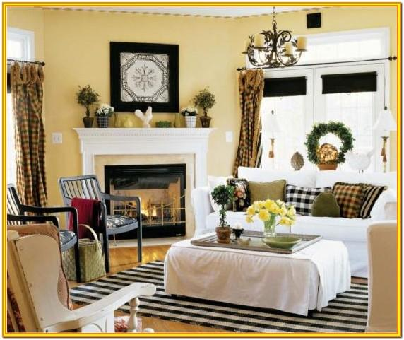 Modern Country Decorating Ideas For Living Rooms