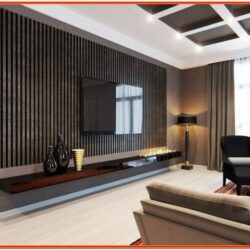 Modern Living Room Wall Ideas