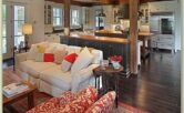 Open Kitchen And Living Room Decorating Ideas