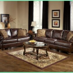 Photos Of Living Rooms With Brown Leather Sofas