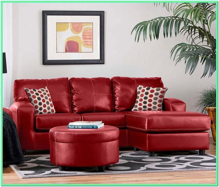 Photos Of Living Rooms With Red Couches