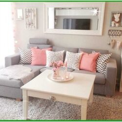 Pinterest Rose Gold Living Room Decor