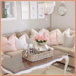 Shabby Chic Living Room Ideas On A Budge
