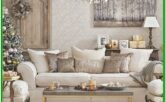 Silver And Gold Living Room Decor