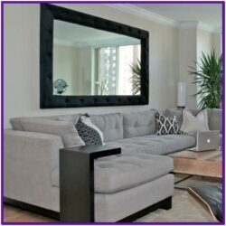 Simple Modern Grey Living Room Decor