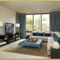 Simple Modern Living Room Decor