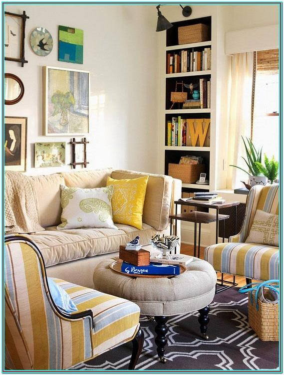 Small House Living Room Home Decoration