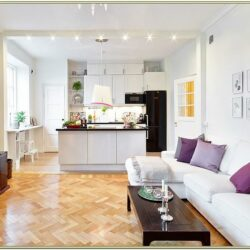 Small Kitchen Living Room Decor