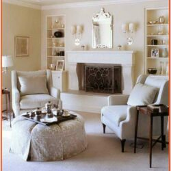Small Living Room Designs With Fireplace