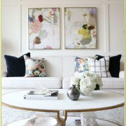 Wall Decor Living Room Pinterest