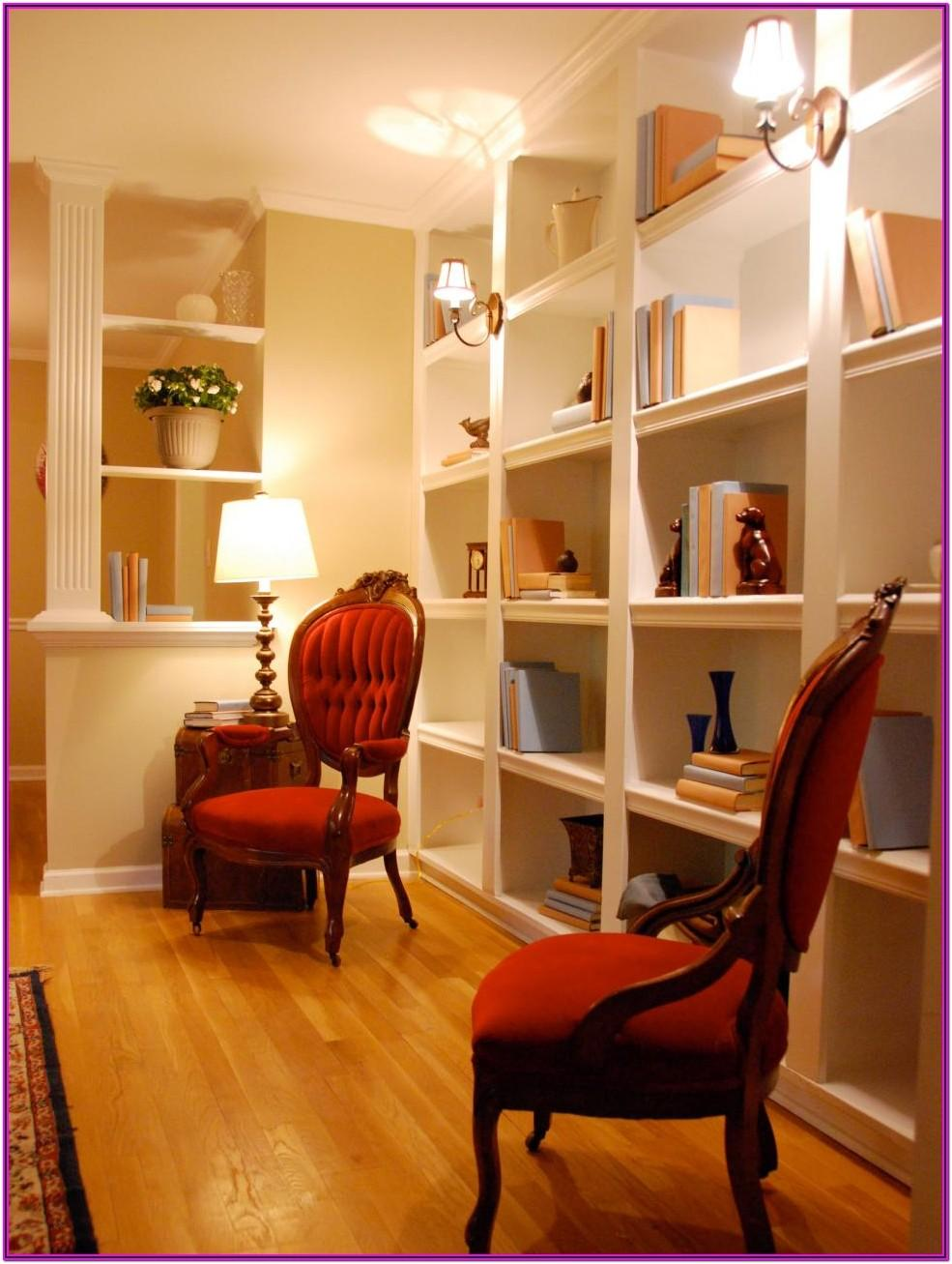 Wall Shelf Living Room Bookshelf Decorating Ideas