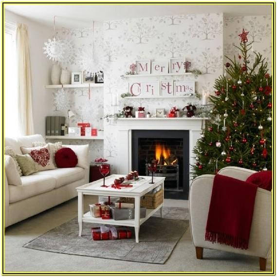 Ways To Decorate Your Living Room For Christmas