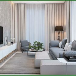 Apartment Simple Living Room Decor