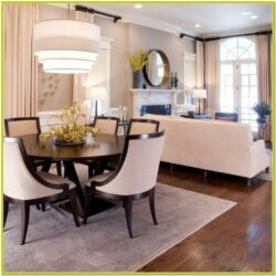 Apartment Small Living Room Dining Room Combo Decorating Ideas