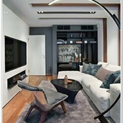 Bachelor Pad Small Mens Living Room Ideas