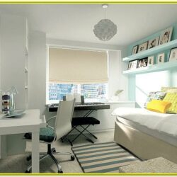 Bedroom Living Room Combo Design Ideas