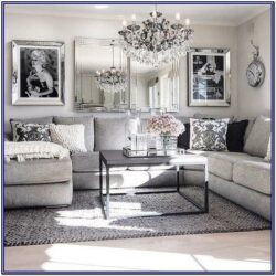 Black White And Gray Living Room Decor