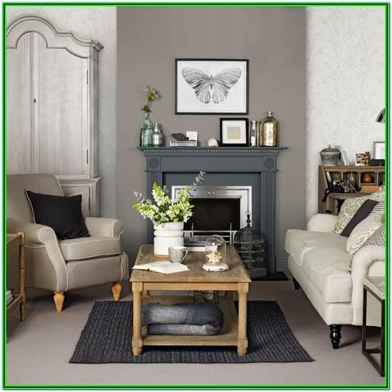 Brown And Silver Living Room Ideas