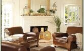 Brown Furniture Living Room Decorating Ideas