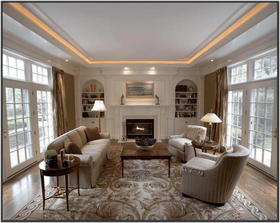 Chandelier Living Room Lighting Ideas Low Ceiling