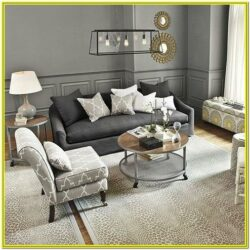 Charcoal Grey Sofa Living Room Ideas 1