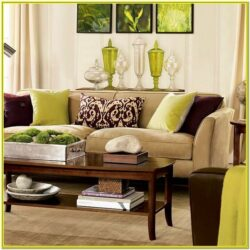 Chocolate Brown Purple And Brown Living Room Ideas 1