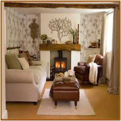 Cozy Modern Small Living Room Decor 1