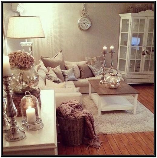 Cozy Place Girly Living Room Ideas