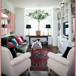 Decorate Long Narrow Living Room 1
