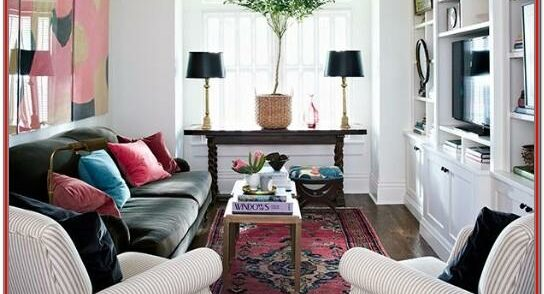 Decorate Long Narrow Living Room