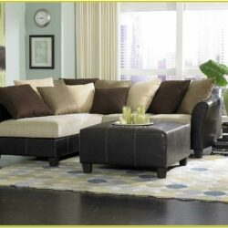 Decorating Living Room With Sectional Sofa