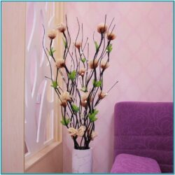 Decorative Fake Plants For Living Room 1