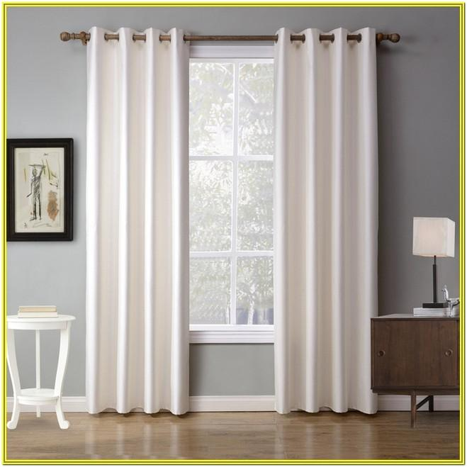 Decorative Living Room Curtains With Valance
