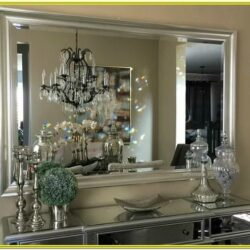 Decorative Wall Mirror Design For Living Room