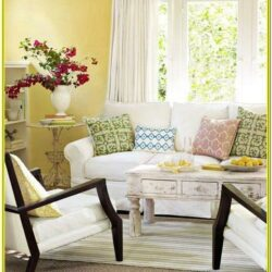 Distressed Living Room Ideas
