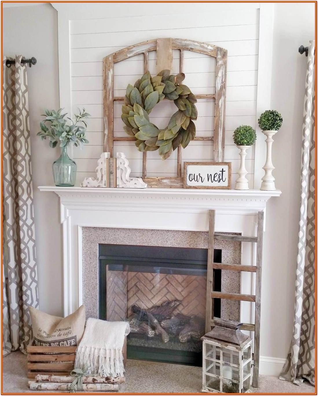 diy rustic living room wall decor ideas 1