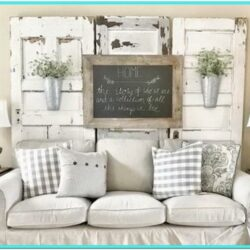Diy Rustic Living Room Wall Decor Ideas 3