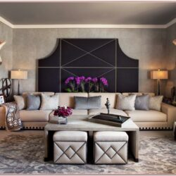 Elegant Modern Living Room Wall Decor Ideas