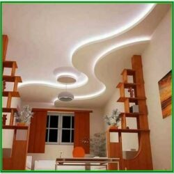 False Ceiling Design Modern Living Room Ideas 2019