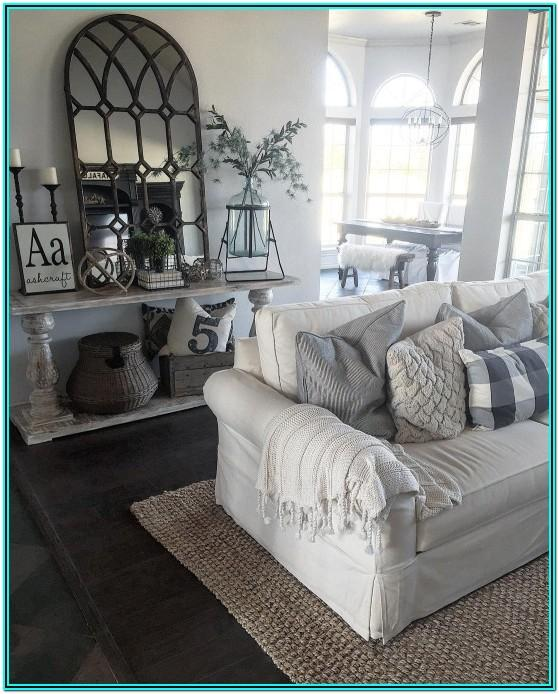 Farmhouse Living Pinterest Living Room Decorating Ideas