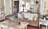 Farmhouse Rustic Country Living Room Decor