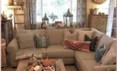 Farmhouse Rustic Living Room Decorations