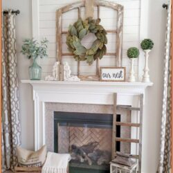 Farmhouse Rustic Living Room Wall Decor 1