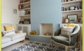 Feature Wall Ideas Living Room Without Fireplace